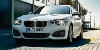 1 BMW 1 SERIES 5-DOOR 120i STEPTRONIC