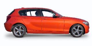 BMW 1 SERIES 5-DOOR FACELIFT 120d M SPORT SHADOW EDT STEPTRONIC