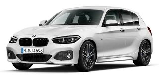1 BMW 1 SERIES 5-DOOR 118i SPORT LINE SHADOW EDT S-TRONIC