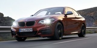 1 BMW 2 SERIES COUPE 220d SPORT LINE STEPTRONIC