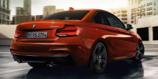 BMW 2 SERIES COUPE 220i SPORT LINE STEPTRONIC