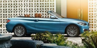 BMW 2 SERIES CONVERTIBLE 220i SPORT LINE STEPTRONIC