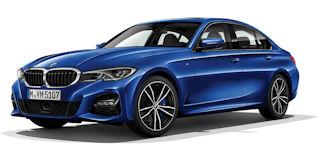 BMW 3 SERIES SEDAN 320d M SPORT LAUNCH EDT SPORTS STEPTRONIC
