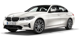 BMW 3 SERIES SEDAN 320d SPORT LINE LAUNCH EDT STEPTRONIC