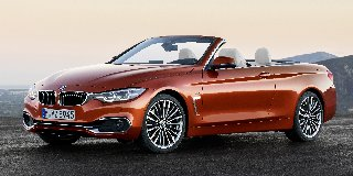 BMW 4 SERIES CONVERTIBLE 420i M SPORT SPORT STEPTRONIC