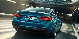 1 BMW 4 SERIES COUPE 440i M SPORT SPORT STEPTRONIC