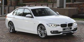 BMW 3 SERIES SEDAN 320d SPORT LINE SPORTS STEPTRONIC