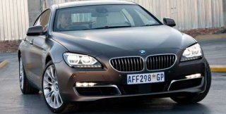 BMW 6 SERIES GRAN COUPE 640d SPORT STEPTRONIC