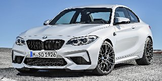 1 BMW M2 COUPE COMPETITION