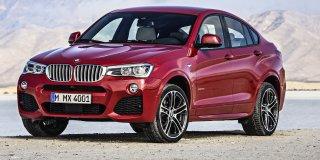 1 BMW X4 xDRIVE35i M SPORT SPORT STEPTRONIC