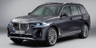 BMW X7 xDRIVE30d SPORT STEPTRONIC