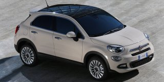 FIAT 500X 1.4T CROSS PLUS DDCT