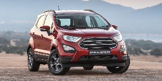 1 FORD ECOSPORT 1.5 TDCi AMBIENTE