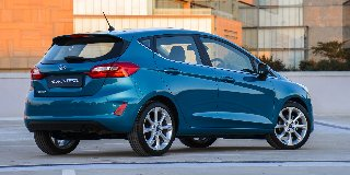 1 FORD FIESTA 1.0 ECOBOOST TREND AT