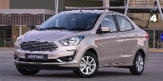 FORD FIGO 1.5 TiVCT TREND 4-DOOR