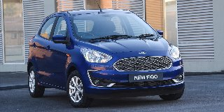 FORD FIGO 1.5 TiVCT TREND 5-DOOR AT