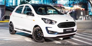 FORD FIGO 1.5 TiVCT BLU EDITION 5-DOOR