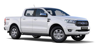 FORD RANGER MY19 2.0 TURBO XLT 4X4 D/CAB AT