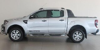 FORD RANGER MY19 3.2 TDCi WILDTRAK 4X2 D/CAB AT