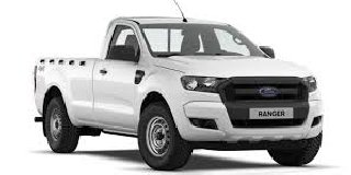 1 FORD RANGER MY19 2.2 TDCi BASE 4X2 S/CAB