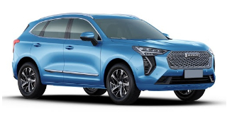 HAVAL 1.5T CITY 2WD null 09119