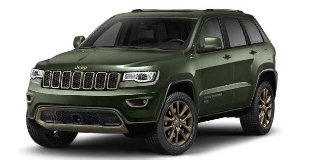 JEEP GRAND CHEROKEE 3.0 CRD LIMITED 75TH EDITION