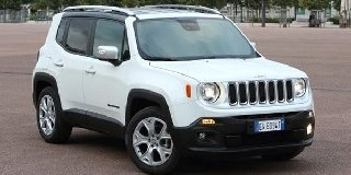 1 JEEP RENEGADE 1.4 MULTIAIR TURBO LIMITED