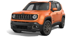1 JEEP RENEGADE 1.4 TJET LIMITED 75TH AWD