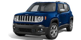 1 JEEP RENEGADE MY19 1.4 MJET LIMITED DDCT FWD