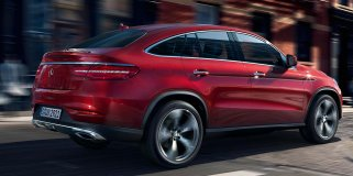 MERCEDES GLE COUPE GLE 350 d 9G-TRONIC
