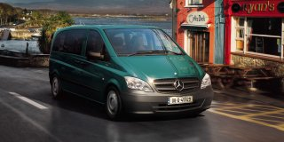 MERCEDES VITO 116 2.2 CDI TOURER PRO AT