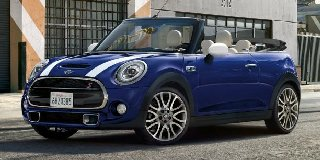 1 MINI CONVERTIBLE COOPER STEPTRONIC