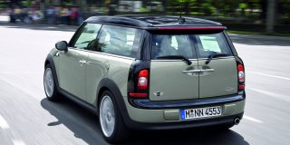 1 MINI CLUBMAN COOPER STEPTRONIC