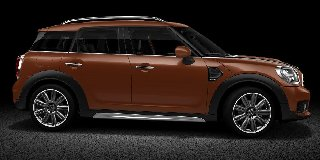MINI COUNTRYMAN COOPER STEPTRONIC