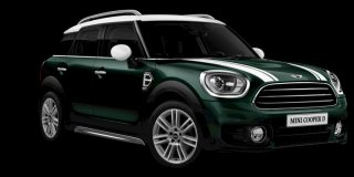 1 MINI COUNTRYMAN COOPER D STEPTRONIC
