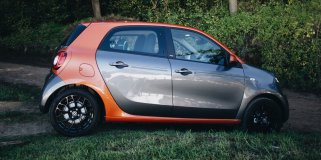 smart forfour 1.0 passion AT