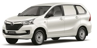 1 TOYOTA AVANZA MC 1.3 S PANEL VAN