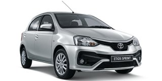 1 TOYOTA ETIOS SC 1.5 SPRINT 5-DOOR