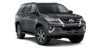 TOYOTA FORTUNER 2.8 GD-6 4X4 AT