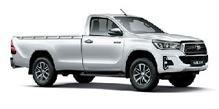 TOYOTA HILUX 2.4 GD