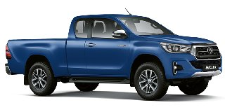 TOYOTA HILUX 2.4 GD-6 X/CAB RB SRX AT