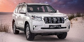 TOYOTA LAND CRUISER PRADO 3.0D TX AT