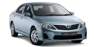 1 TOYOTA COROLLA QUEST 1.6 AT