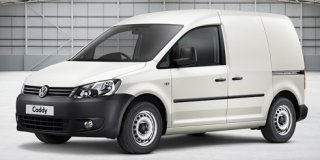 1 VOLKSWAGEN CADDY PANEL VAN 2.0 TDI