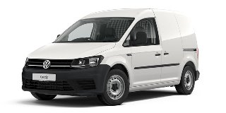 VOLKSWAGEN CADDY PANEL VAN MY19 1.6i