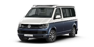 VOLKSWAGEN T6 CALIFORNIA MY20 COAST 2.0 BiTDI 4MOTION